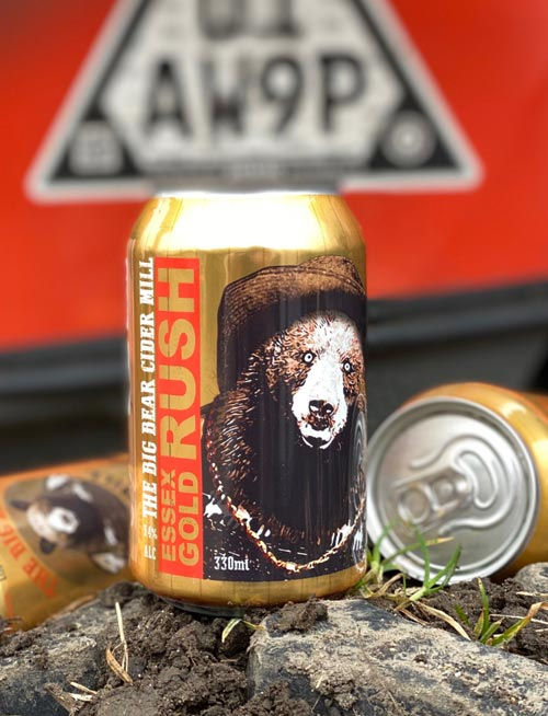 Essex Gold Rush Cans 330ml