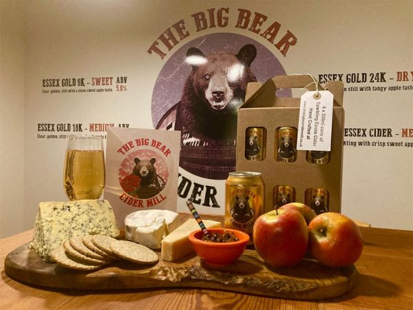 Big Bear Valentines Gift & Experience for Two
