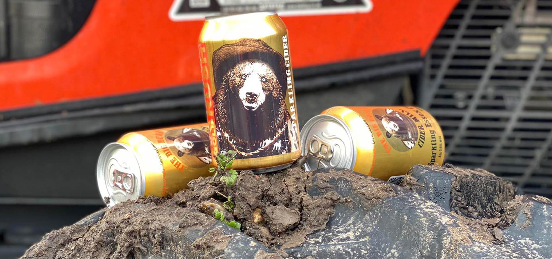 Handcrafted Cider - Big Bear Cider - Made in Essex